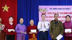 Quảng Nam: Nhiều phần quà Tết đến với người nghèo
