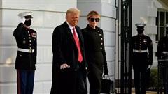 Người đàn ông bị kết án 9 năm tù vì đe dọa cựu Tổng thống Trump