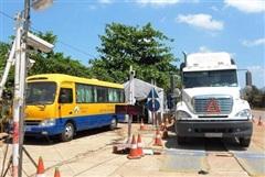 Bình Định: Xe quá tải 'lộng hành', trạm kiểm tra tải trọng lưu động chưa cân được xe nào