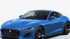Jaguar F-Type Reims Edition ra mắt tại Anh