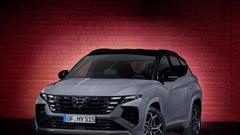Hyundai Tucson N Line 2022 ra mắt tại châu Âu