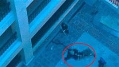 Thanh niên tử vong nghi nhảy từ tầng cao tại Trường ĐH