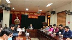 Hà Tĩnh điều tra, truy vết các trường hợp tiếp xúc với F1 ở huyện Hương Sơn