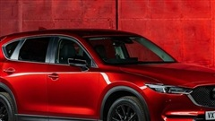 Mazda CX-5 2021 ra mắt tại Anh