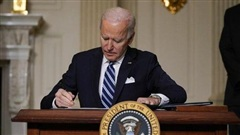 Ông Biden nóng lòng giải quyết vấn đề môi trường