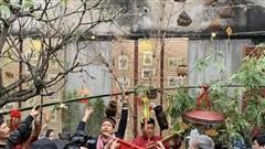 Cảm nhận hương vị Tết cổ truyền dân tộc tại 'Tết Việt - Tết phố 2021'
