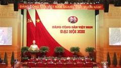 Đại hội XIII của Đảng đã nhận được 298 thư, điện mừng