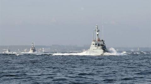 Ukraine muốn có 'hạm đội' chống lại Hạm đội Biển Đen