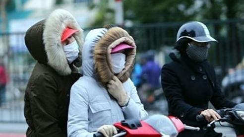 Bắc Bộ chuyển mưa rét, nhiệt độ thấp nhất xuống dưới 5 độ C