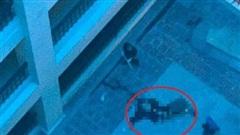 Phát hiện thanh niên tử vong dưới sân trường ĐH Công nghiệp Hà Nội sau tiếng động mạnh