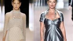 Con gái rượu của siêu mẫu huyền thoại Kate Moss lần đầu xuất hiện trên sàn runway cùng mẹ