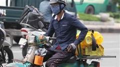 Lo ô nhiễm từ khí thải xe máy