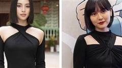 Hoa hậu Tiểu Vy bất ngờ bị so với Hải Tú, 'Trà Xanh'
