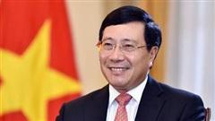 Việt Nam chúc mừng tân Ngoại trưởng Hoa Kỳ
