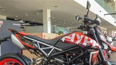 Ducati Hypermotard 950 RVE ra mắt tại Malaysia
