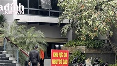 Quảng Ninh cho học sinh các cấp nghỉ học, phong tỏa tạm thời những điểm di chuyển của BN1553