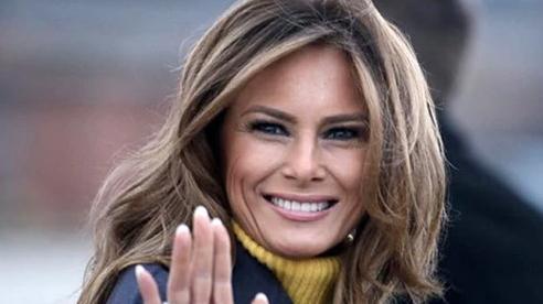 Vợ ông Trump lập văn phòng hậu Nhà Trắng