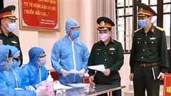 Bắc Ninh có một trường hợp dương tính với COVID-19