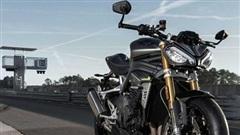 Triumph Speed Triple 1200 RS 2021 được ra mắt tại Anh