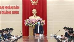 Quảng Ninh: Tạm dừng vận chuyển khách ra vào địa bản tỉnh, truy vết sàng lọc đến F4 của bệnh nhân 1553