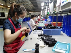 Vốn thực hiện các dự án FDI tăng hơn 4% trong tháng Một