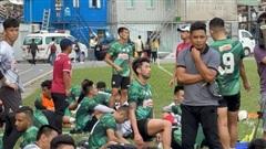 Hoãn trận Than Quảng Ninh - CLB TP HCM vì Covid-19