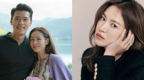 Cả dàn sao Hàn vào chúc khi Hyun Bin - Son Ye Jin công khai, riêng Song Hye Kyo và Jung Hae In có động thái bất ngờ