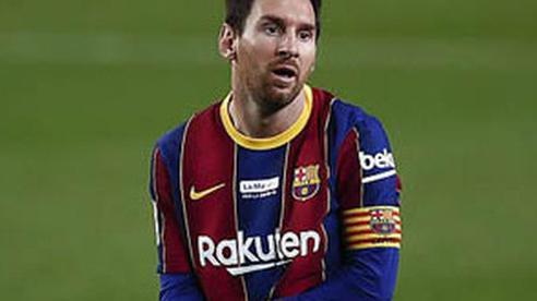 Vừa cất lời chào, đội bóng Nga lập tức bị Messi từ chối phũ phàng