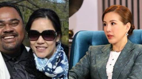 Tiếp biến căng: Hoa hậu Thu Hoài đăng status nói rõ thái độ hậu bị công kích, chồng Thu Phương 1 đáp 1 ngay và luôn