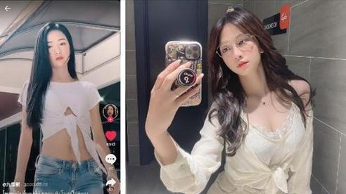 Cộng đồng mạng bất ngờ khi xuất hiện gái xinh giống hệt hot girl Lê Bống, được cho là phiên bản 'nâng cấp' hơn