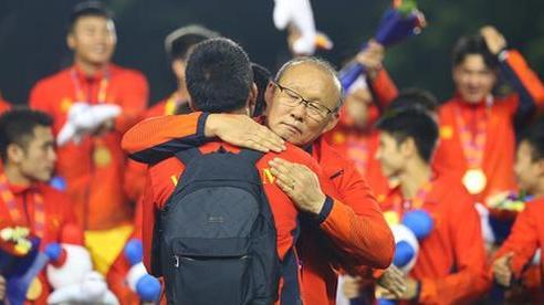 Thầy Park tiết lộ với báo Hàn về tin đồn ác ý ở Việt Nam, muốn V.League học theo K.League