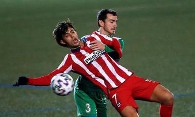 Atletico bị đội đá giải hạng ba loại khỏi Cup Nhà Vua