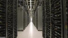 'Đột nhập' trung tâm dữ liệu lớn nhất thế giới