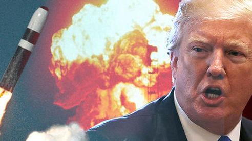 Giận dữ và đơn độc, Tổng thống Trump vẫn nắm trong tay kho vũ khí hạt nhân của nước Mỹ