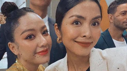 'Ngọc nữ' Tăng Thanh Hà lộ dấu hiệu lão hóa nghiêm trọng khi chụp ảnh cận mặt