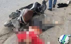 Người phụ nữ bị sát hại giữa phố