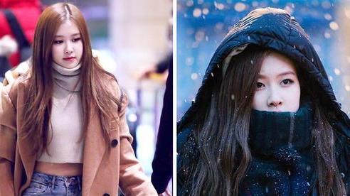 Chùm ảnh mùa đông rét mướt của Rosé được share rầm rộ vì hợp mood Hà Nội, fan nguyện nhìn ảnh cũng đủ ấm lòng