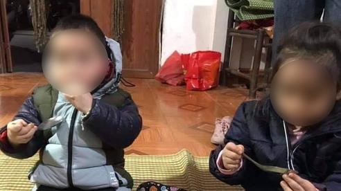 Bố mẹ chết, bác bỏ rơi 2 cháu nhỏ ở đê sông Hồng: Người đầu tiên phát hiện xin nhận nuôi