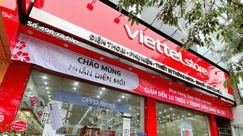Trẻ trung, tươi mới là điều mà ai cũng thấy khi Viettel Store thay đổi nhận diện thương hiệu mới