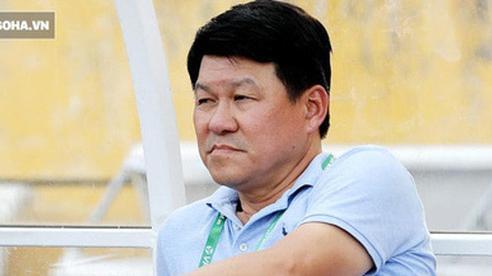 Ông bầu đặc biệt nhất V.League chính thức từ chức