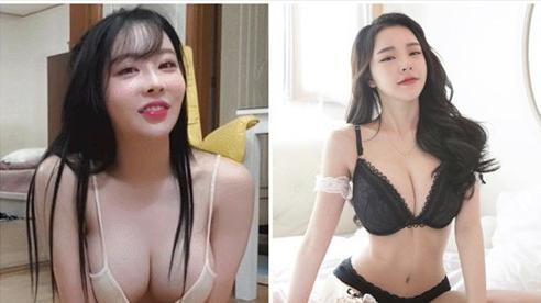 Ganh đua xem ai sexy hơn, hai nữ streamer xinh đẹp khiến người xem 'bỏng mắt' với những màn khiêu khích đầy gợi cảm