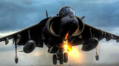 Harrier được kéo dài sự sống nhờ F-35