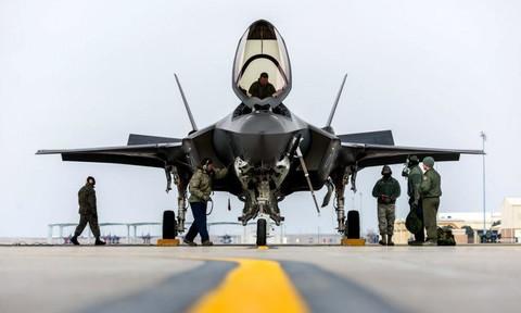 'Siêu tiêm kích' F-35 có gần 900 lỗi dù đã trong biên chế quân đội Mỹ