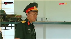 Sao nhập ngũ: Những màn thả thính 'cực tình' của mũi trưởng Long - Hậu Hoàng