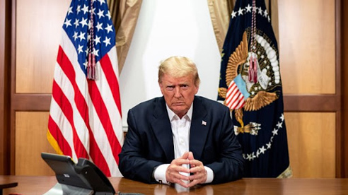 Tổng thống Donal Trump và cuộc luận tội lịch sử hai lần