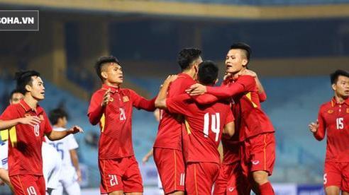 ĐT Việt Nam đứng trước lợi thế cực lớn, mở toang cánh cửa đi tiếp ở vòng loại World Cup?