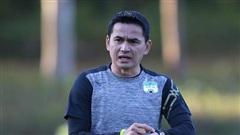 Tuấn Anh vắng mặt đáng tiếc, Kiatisuk quyết tâm đưa HAGL vô địch V.League sau 17 năm 'lỡ hẹn'