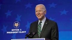Ông Biden thay đổi một loạt chính sách thời ông Trump ngay khi nhậm chức