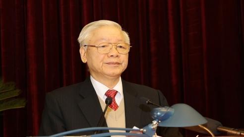 Toàn văn phát biểu khai mạc Hội nghị Trung ương 15 của Tổng Bí thư, Chủ tịch nước Nguyễn Phú Trọng