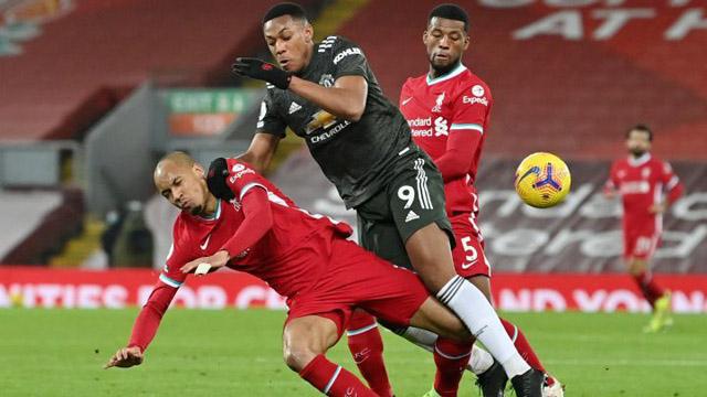 Điểm tin 18/1: Man Utd giữ vững vị trí đầu bảng, HAGL thất bại trong ngày ra quân V.League 2021